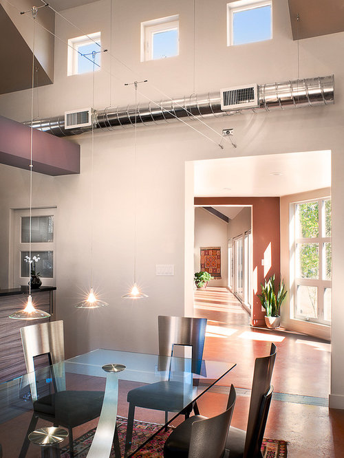 3 albuquerque dining room with multi coloured walls design ideas remodel pictures houzz Home furniture rental albuquerque