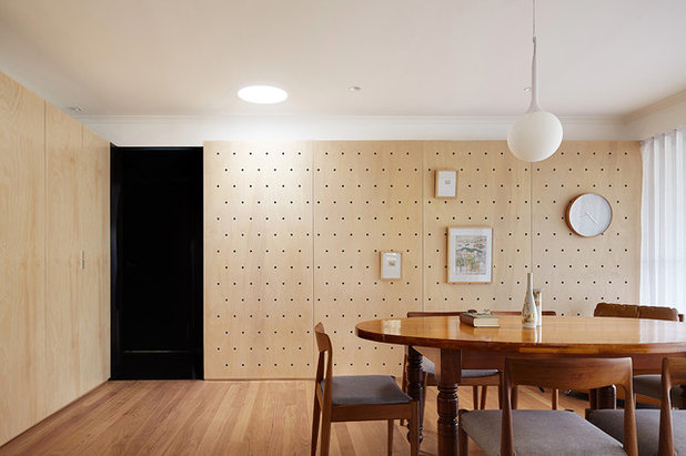 Dining Room by Pendal and Neille