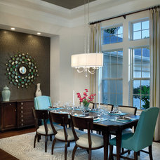 Contemporary Dining Room by Arthur Rutenberg Homes