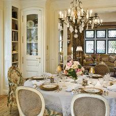 Dining Room by Linda L. Floyd, Inc., Interior Design