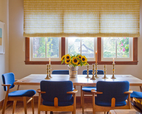 Midcentury Dining Room Design Ideas, Remodels & Photos