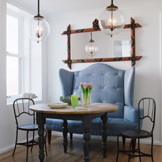 traditional dining room by Incorporated