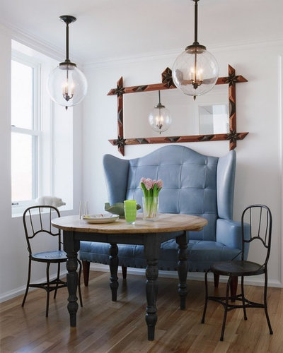 American Traditional Dining Room by Incorporated