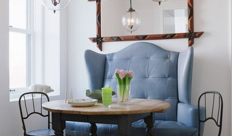 10 Tricks to Style a Small Dining Area