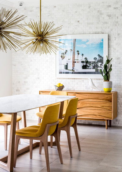 Beach Style Dining Room by McCarthy Homes QLD