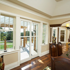 Traditional Dining Room by Kolbe Windows & Doors