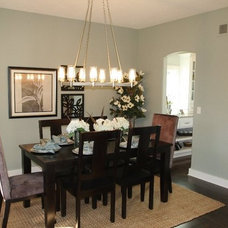 Traditional Dining Room by Revealed Interiors LLC