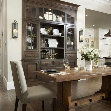 Casa Verde Design Buffet