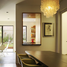 Modern Dining Room by Schwartz and Architecture