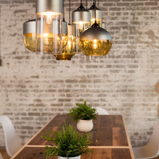 Industrial Dining Room by Hennepin Made
