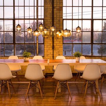 Casket Arts Dining Room