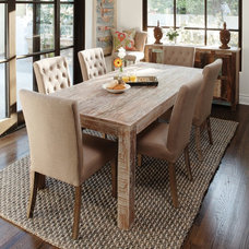 Contemporary Dining Room by Zin Home