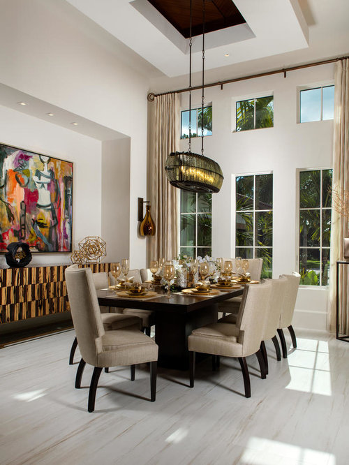 Dining Room Wall Decor | Houzz