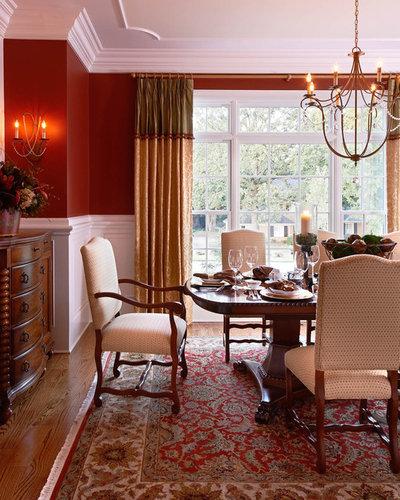 By Merigo Design: Single Design Moves That Make The Whole Dining Room