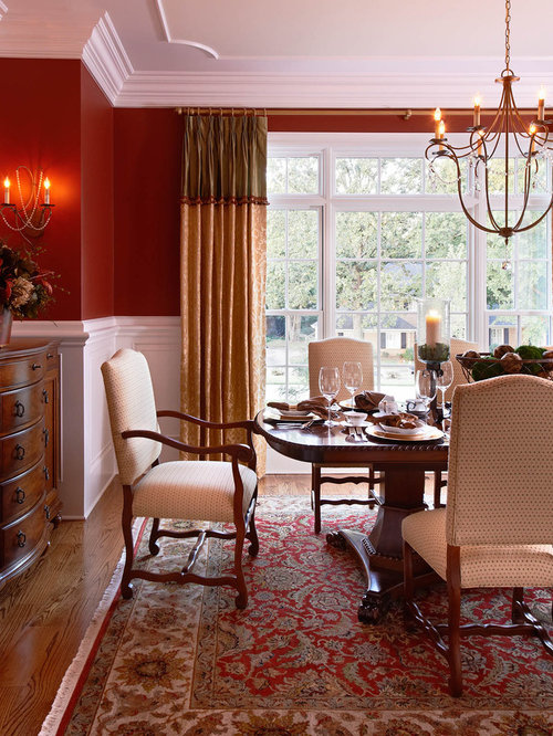 Formal dining room window treatments ideas pictures for Formal dining room window treatments