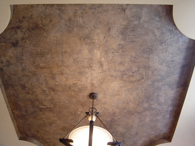 Traditional Dining Room by Renaissance Painted Finishes