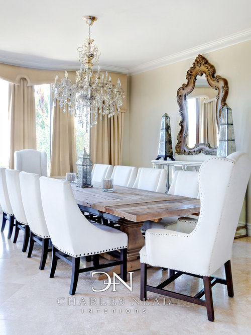 Affordable dining room design ideas renovations photos for Dining room 56 willoughby street