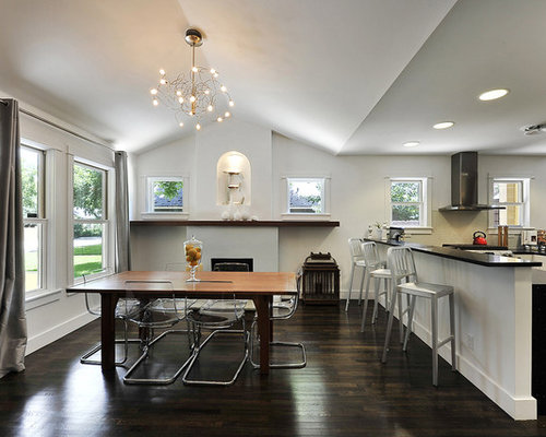 Oak Floors With Dark Stain | Houzz