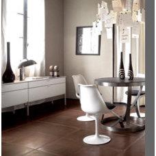 Modern Dining Room by ceragres.ca