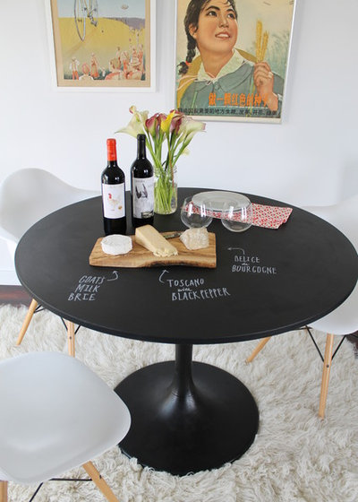 Eclettico Sala da Pranzo by Madison Modern Home