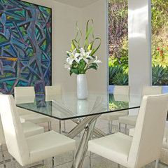 modern dining room by Bowery Interior Architecture