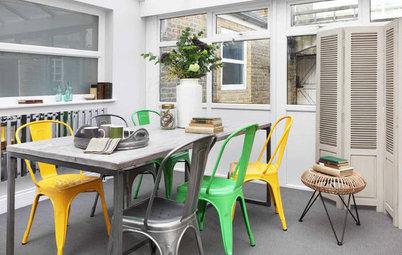Zoom mobilier : La chaise Tolix, icône industrielle
