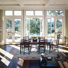 Traditional Dining Room Charlie Barnett Associates : Architecture