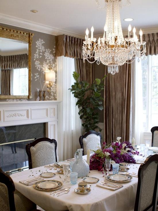 elegant tablecloths | houzz
