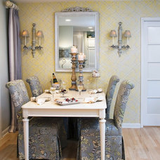 Traditional Dining Room by Nancy Lucas, Decorating Den Interiors, Sea Girt NJ