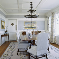 Traditional Dining Room by Pamela Gaylin Ryder, Inc