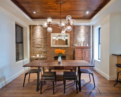 Best Wood Brick Wall Design Ideas & Remodel Pictures | Houzz