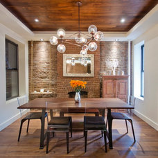Contemporary Dining Room by StudioLAB, LLC