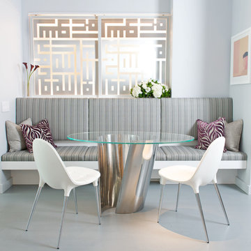 Chelsea Built-in Casual Dining