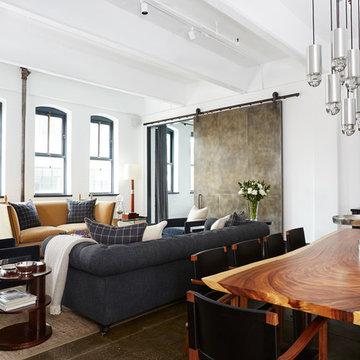 Chelsea, NYC - Gentleman's Loft