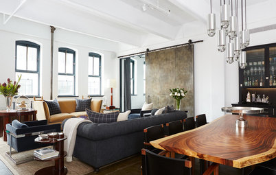 Houzz Tour: A Gentleman's Loft