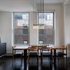 Contemporary Dining Room by StudioLAB, LLC