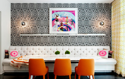 Dining Nooks With a Stylish and Sophisticated Look