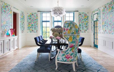 9 Inspiring Ways With Wallpaper