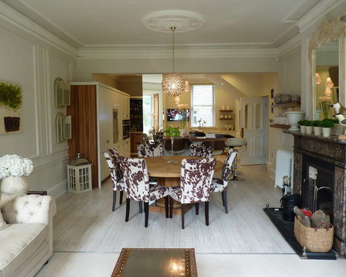 North west dining room design ideas renovations photos for Best private dining rooms cheshire