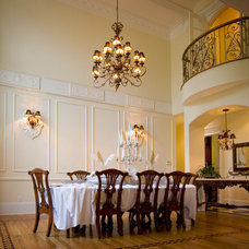 Traditional Dining Room by Bill McCord.com Fine Art Photography