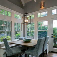 Contemporary Dining Room by Heather ODonovan Interior Design