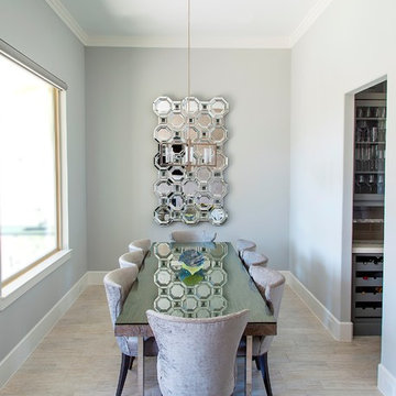 Chic & Sophisticated With a Modern Twist in Houston
