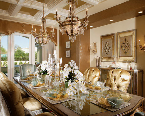 Beautiful dining rooms houzz for Beautiful dining rooms