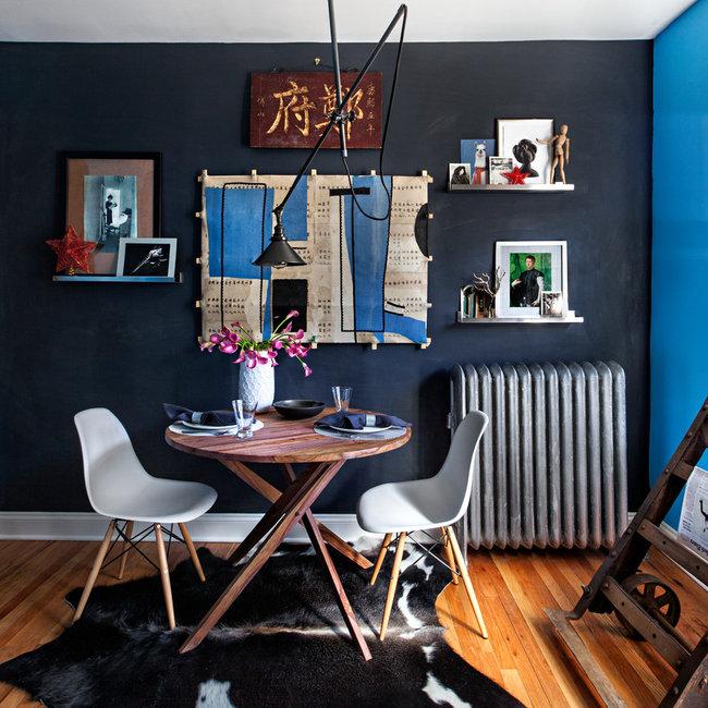 30 Incredible Eclectic Dining Designs: John Todd Bishop Interior Design