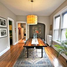 Dining Room by Valerie McCaskill Dickman