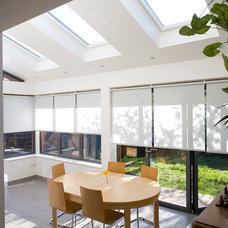 Contemporary Dining Room by Raynes Architecture