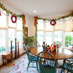 traditional dining room by Regina Gust Designs