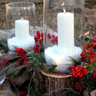 http://www.houzz.com/christmas-wedding-centerpieces/ls=4