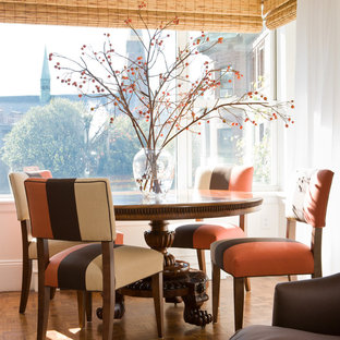 Striped Dining Chair | Houzz
