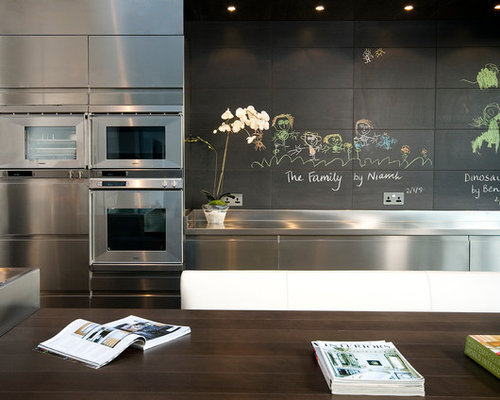 Kitchen Blackboard Ideas, Pictures, Remodel and Decor